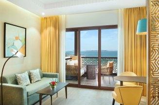 Bay Club room view