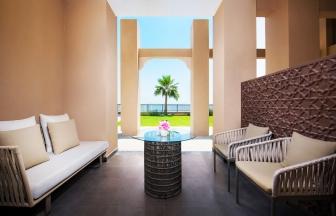 Bay Club three bedroom suite terrace 2